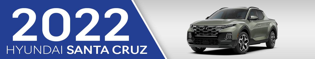 2022 Hyundai Santa Cruz Accessories and Parts