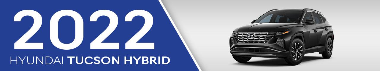 2022 Hyundai Tucson Hybrid Accessories and Parts