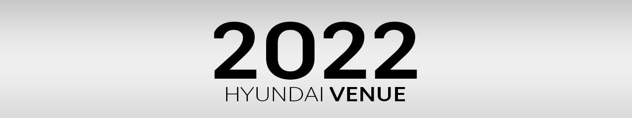 2022 Hyundai Venue Accessories & Parts