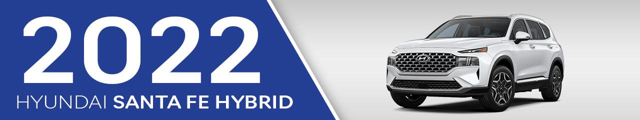 2022 Hyundai Santa Fe Hybrid Accessories and Parts