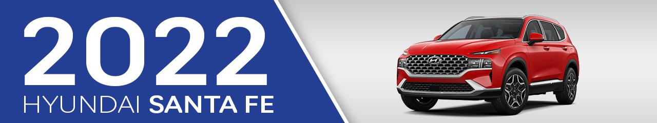 2022 Hyundai Santa Fe Accessories and Parts