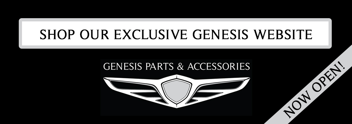 Genesis G80 Accessories | Genesis Parts & Accessories
