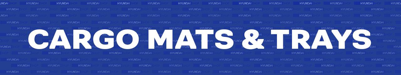 Hyundai Cargo Mats and Trays