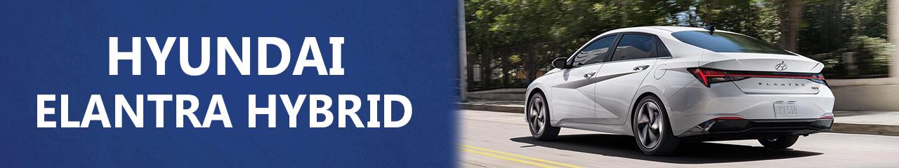 Hyundai Elantra Hybrid Accessories and Parts