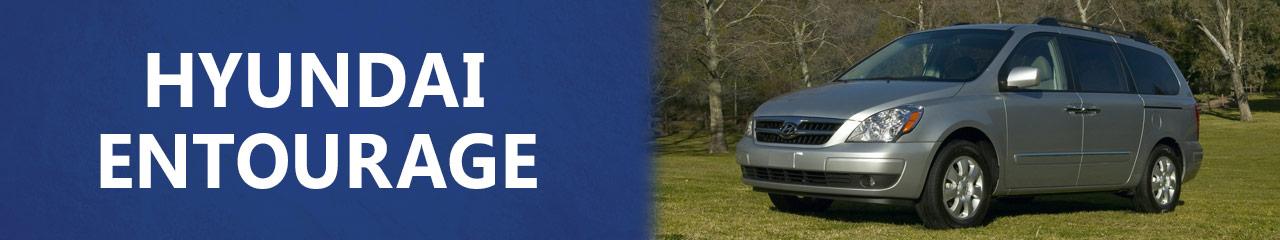 Hyundai Entourage Accessories and Parts