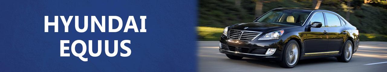 Hyundai Equus Accessories and Parts