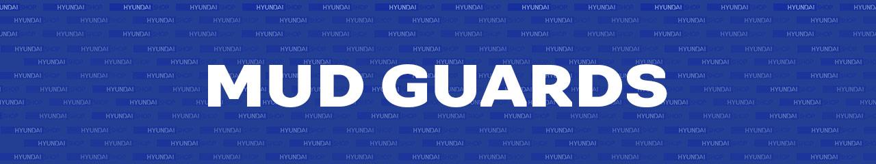 Hyundai Mud Guards