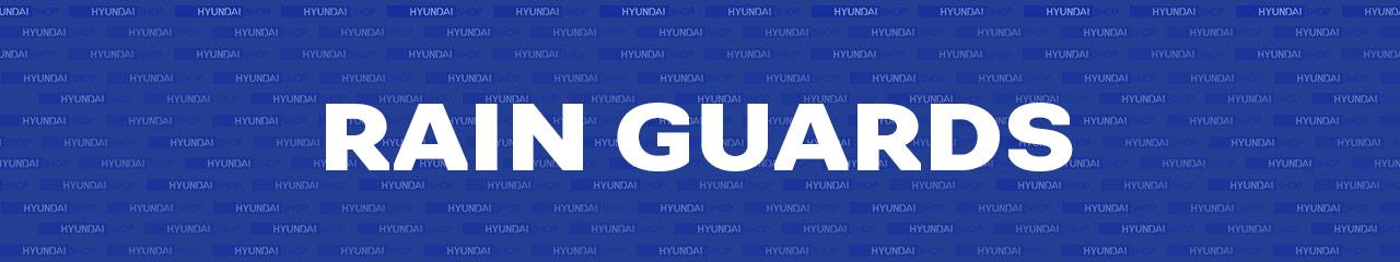 Hyundai Rain Guards