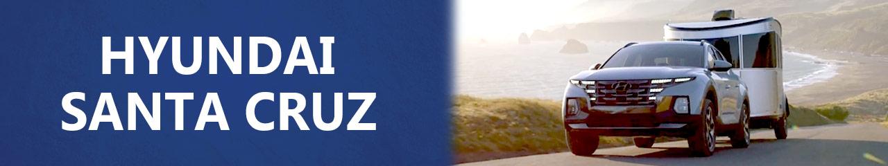 Hyundai Santa Cruz Accessories and Parts