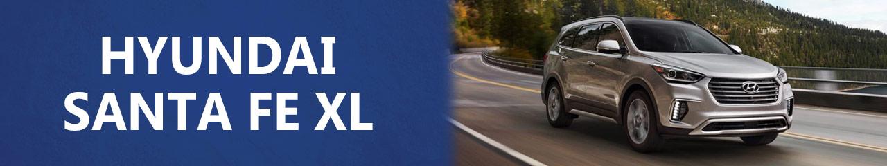 Hyundai Santa Fe XL Accessories and Parts
