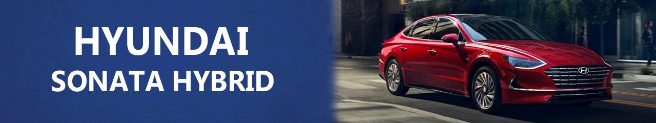 Hyundai Sonata Hybrid Accessories and Parts