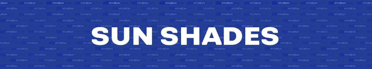 Hyundai Sun Shades