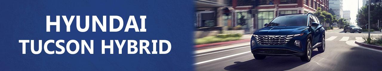 Hyundai Tucson Hybrid Accessories and Parts