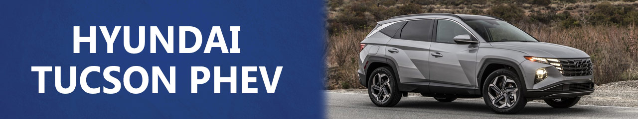 Hyundai Tucson Plug-In-Hybrid Accessories and Parts