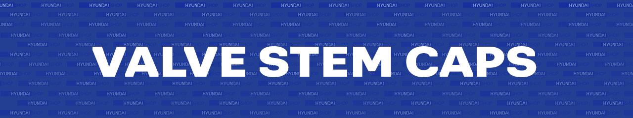 Hyundai Valve Stem Caps