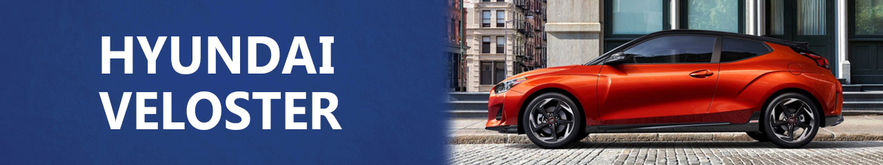 Hyundai Veloster Accessories and Parts