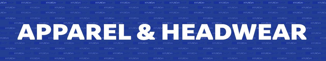 Hyundai & Genesis Apparel and Headwear
