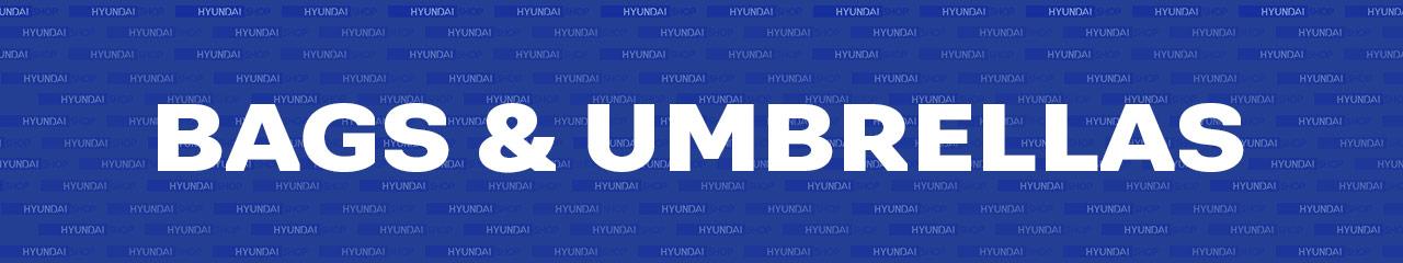 Hyundai & Genesis Bags and Umbrellas
