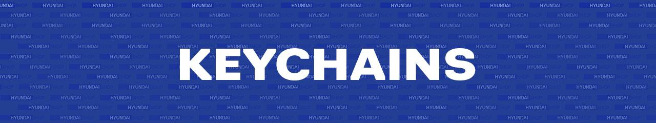 Hyundai and Genesis Keychains