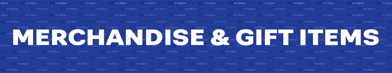 Hyundai Merchandise and Gift Items