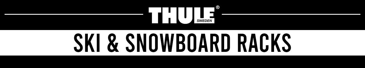 Thule Ski & Snowboard Racks