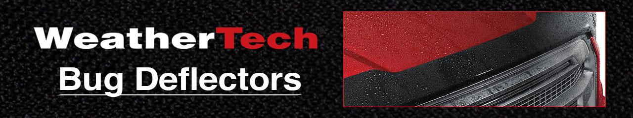 WeatherTech Bug Deflectors for Hyundai