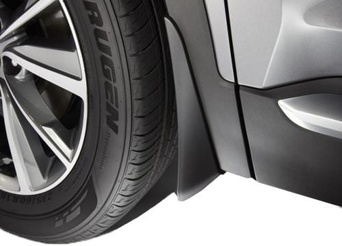New 4pcs Car Mud Flap Splash Guards Fender Mudguards Mud Guards Black for Hyundai Santa Fe Santa-Fe IX45 2013 2014 2015 2016 2017 2018 not fit for Sport Model