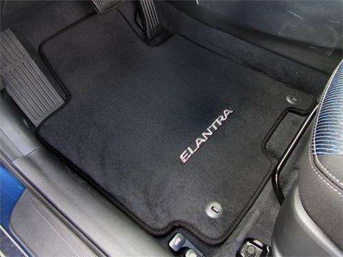 2016 Hyundai Santa Fe >> 2014-2016 Hyundai Elantra Floor Mats - Free Shipping ...