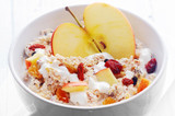 START YOUR DAY WITH DR. BARBARA STURM'S BIRCHER MUESLI