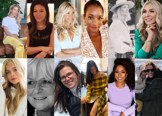 THE WOMEN WHO INSPIRE US: INTERNATIONAL WOMEN'S DAY 2021