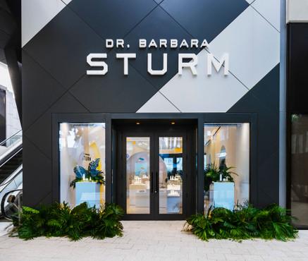 DR. BARBARA STURM'S NEW MIAMI BOUTIQUE & SPA