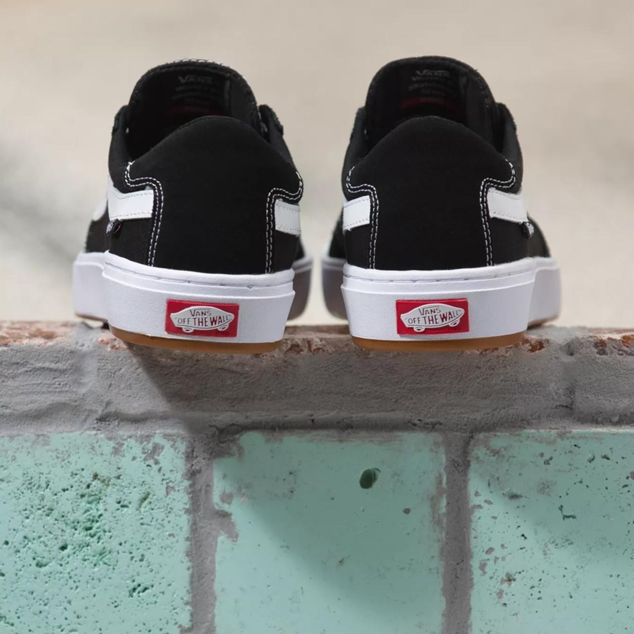 VANS Berle Pro Shoes Black/True White