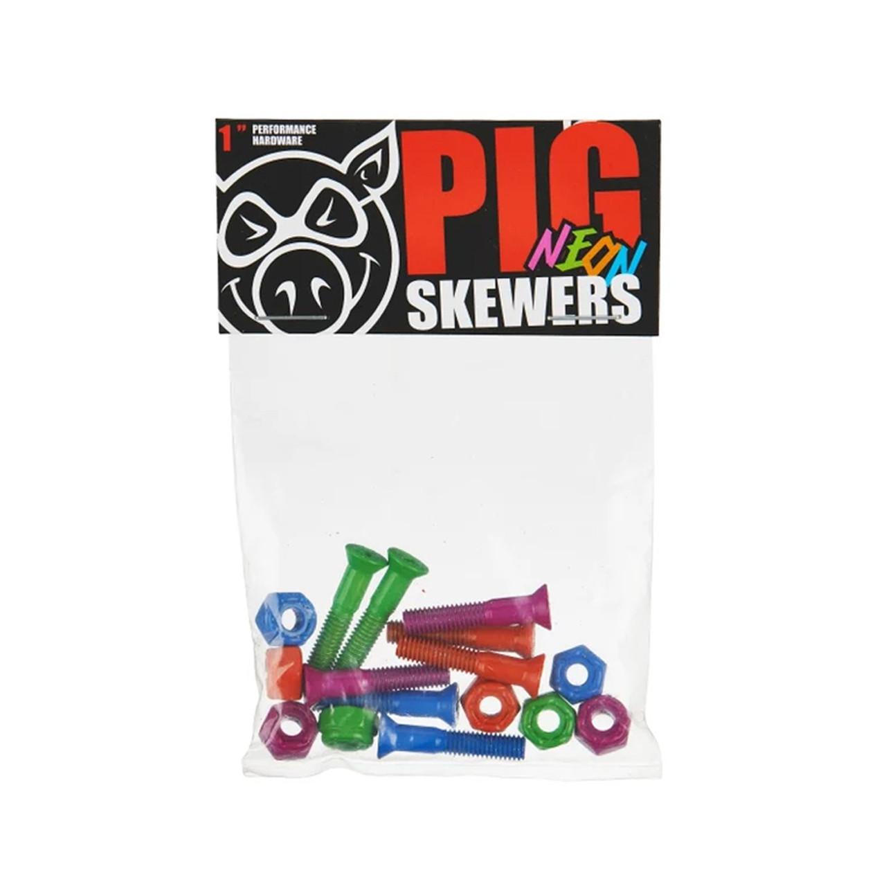 PIG Neon 1 Phillips Head Hardware