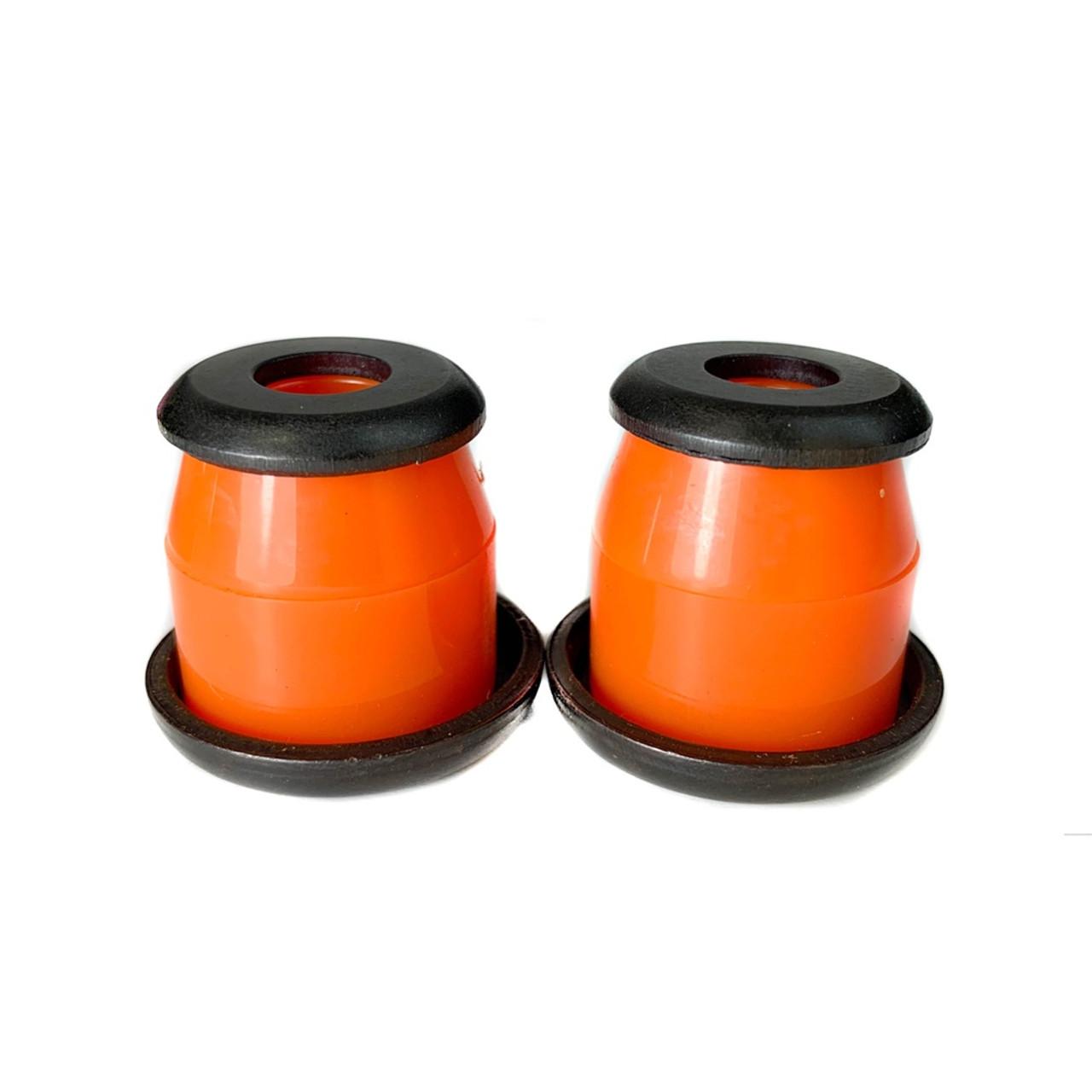 DSCO Skateboard Bushings Soft Orange 88A