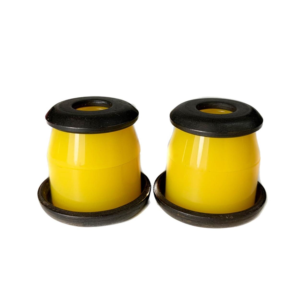 DSCO Skateboard Bushings Medium Yellow 88A