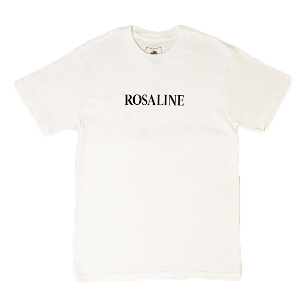ROSALINE Reformation Tee White