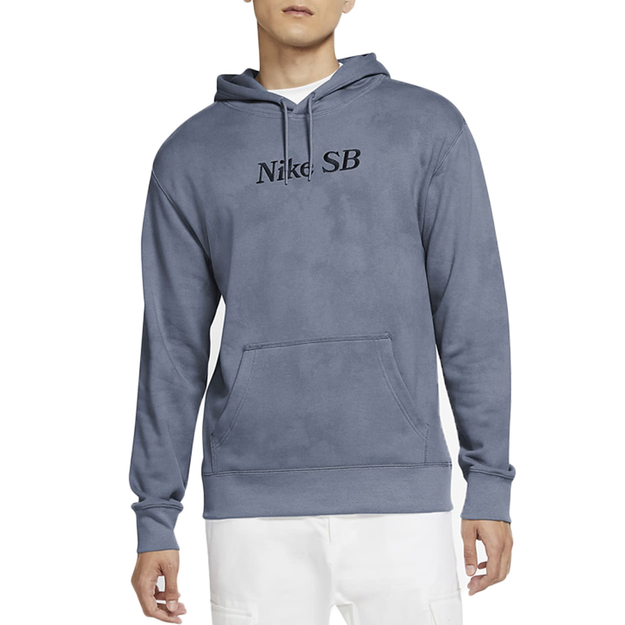 NIKE SB Skate Hoodie Navy