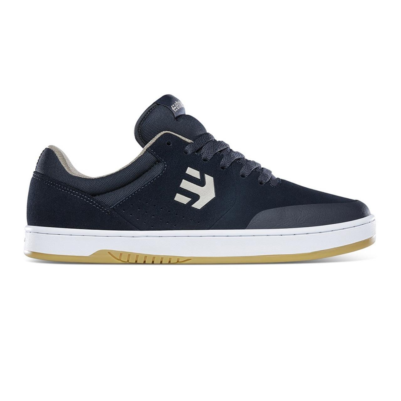 ETNIES Marana Shoes Navy/Tan