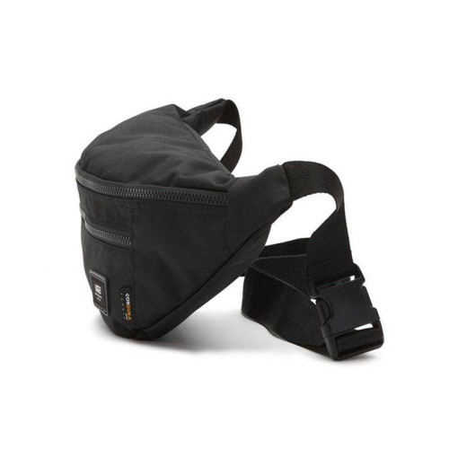 VANS Ward Cross Body Pack (Bumbag) Black/Black