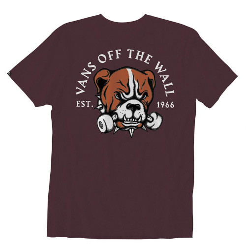 VANS Gnardog Boys Tee Port Royale