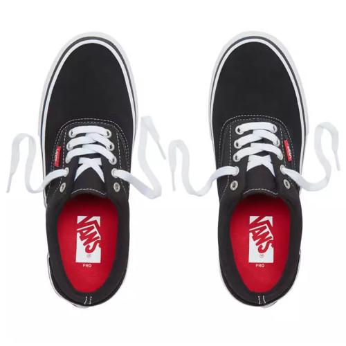 VANS Era Pro Shoes Black/White/Gum