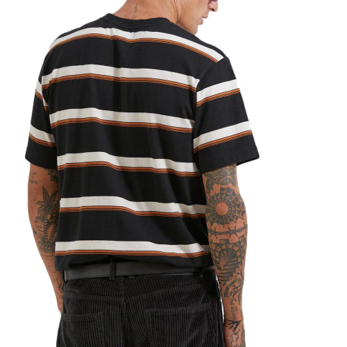 AFENDS Death Ramps Retro Tee Black
