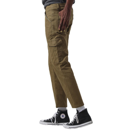 AFENDS Heavy Skate Chino Pants Dark Olive