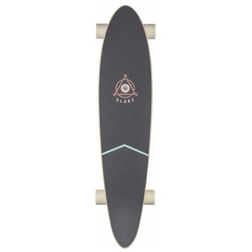 GLOBE Pinner Classic Complete Longboard Half Cut 40