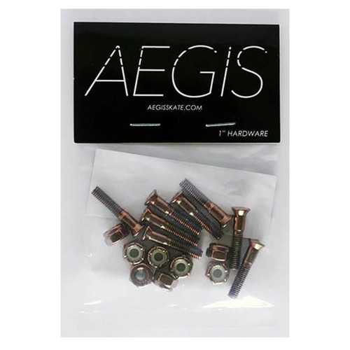 AEGIS Bronze Anodised 1 Allen Key Hardware