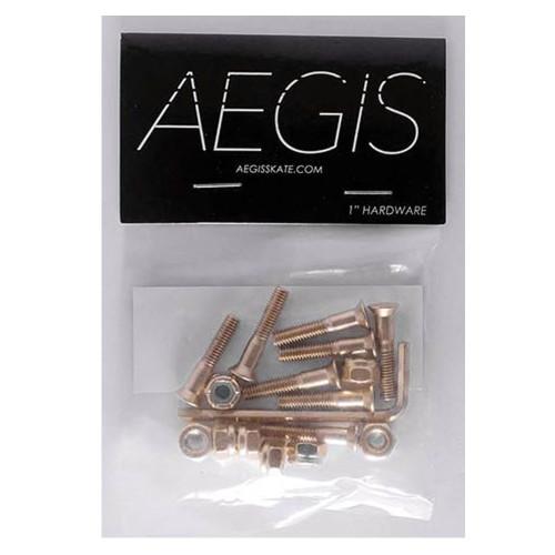 AEGIS Gold Anodised 1 Allen Key Hardware