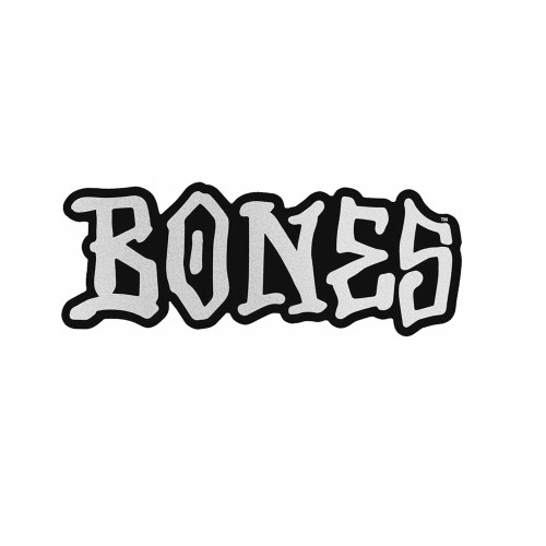 BONES Logo Sticker Small 8cm