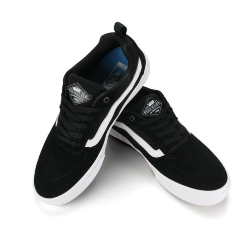 VANS Kyle Walker Pro Shoes Black/White
