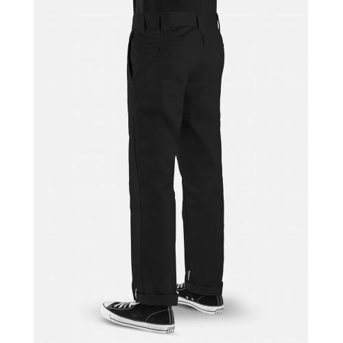 DICKIES 873 Slim Straight Work Pants Black