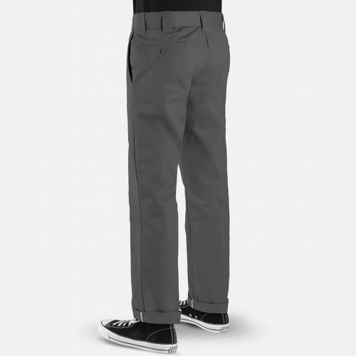 DICKIES 873 Flex Work Pants Charcoal
